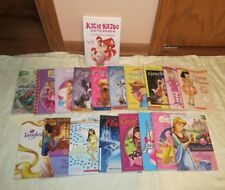 Lot Childrens Chapter Books, Instant Classroom/Home Library, Popular Titles, Nic