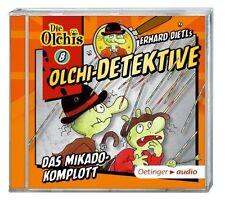 ERHARD DIETL - DIE OLCHI-DETEKTIVE (8) DAS MI  CD NEU