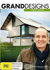 Grand Designs Series Season 11 DVD R4 New