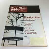 Business Week Magazine: Jun 20 1964 - Construction The Prospects For A $66-B