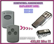 Digital 313 / 321 433,92Mhz Kompatibel Handsender, Klone (NOT MADE BY MARANTEC)