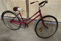 1972 Schwinn Breeze Coaster - All Original. Red Woman's Coaster Bike