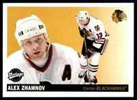 2002-03 Upper Deck Vintage Alexei Zhamnov #60
