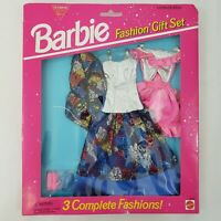 Barbie Fashion Gift Set 68186 2 Dresses 1994
