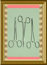 No Scalpel Vasectomy Set Urology Surgery Kit, Surgical Instruments