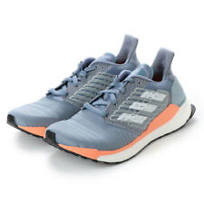 Women Adidas Solar Boost Running Shoes Grey Sneakers BB6603 NEW