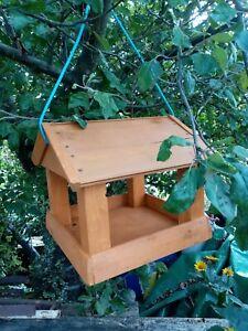HEAVY DUTY HANGING BIRD TABLE.