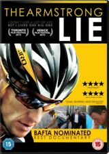 The Armstrong Lie DVD *NEW & SEALED*