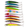 1 Pcs Random of Fishing Lures Crankbaits Hooks Minnow Baits Hooks Tackle Hot