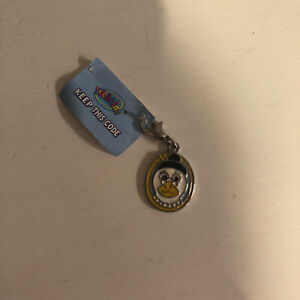 RARE Webkinz Collectible Charm Ms Birdy Duck With Code