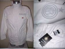 Inter Milan Nike Jacket Adult Small White Football Soccer Coat Zip BNWT New M65