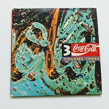 CD Coca Cola Volume 3 Warner Brothers 1992 Promo Sampler