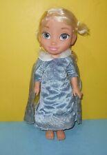 Disney Frozen Elsa Blue Glow Princess Toddler Doll Light Up Talking Singing
