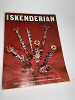 ISKENDERIAN Racing Cams 1972 Catalog ISKY Hot Rod Drag Racing Speed Shop 25TH