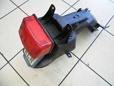 A3. Puch Lido 50 Suzuki CP Radlauf Schutzblech hinten Spritzschutz + Rücklicht