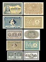 Grèce -  2x 50 Lepta 1,1,2,2 Drachmai  - Edition 1917 - 1920 - Reproduction - 47