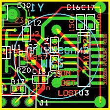 Rock 33RPM Speed Coloured Vinyl Dance LP Records