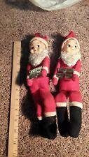 Vintage Christmas Elves Made in Japan