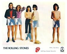 """Rolling Stones **24"""" POSTER** Sticky Fingers promo ad  - AMAZING IMAGE 70's Rock"""