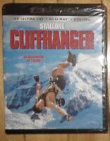 Cliffhanger 4k/UHD / Blu-ray / Digital Edition