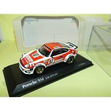 Porsche 934 le Mans 1979 N°87 1/43 Kyosho R002002