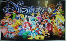 Thousands Of Disney Cartoon Characters Machine Embroidery Designs on Cd
