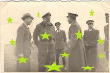 FOTO ORIGINALE General Gesselring 21.2 1942 AERONAUTICA Luftwaffe Wehrmacht