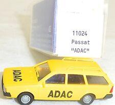 ADAC VW Passat anno di cost. 1981 giallo IMU EUROMODELL 11024 H0 1:87 HO 1 â