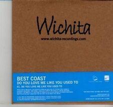 (DI463) Best Coast, Do You Love Me Like You Used To - 2012 DJ CD