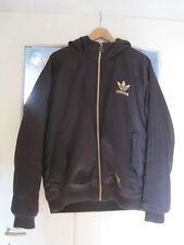 Adidas Chile 62 Jacke Schwarz Matt Größe M