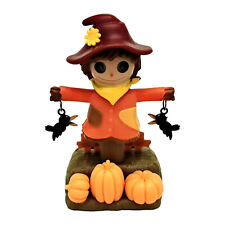 Solar Power Dancing Girl Swing Figure Toy Desk Car Decor scarecrow boy