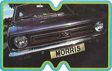 MORRIS MINI, CLUBMAN, ESTATE, 1275GT, MARINA,1800 AND 2200 SALES BROCHURE 1974/5