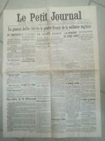 Fac similé Journal LE PETIT JOURNAL 29 AOUT 1914