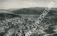 Freiburg im Breisgau : Luftbild vom Westen - um 1960         A 19-22