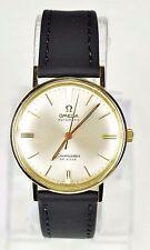 Vintage 14K Omega Seamaster De Ville Automatic Watch WA294