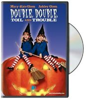Double, Double, Toil and Trouble [New DVD] Full Frame, Repackaged, Subtitled,