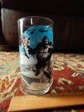 "KING KONG '76 Coca-Cola ~ Movie Film Promo ""New York_World Trade Center"" ~ GLASS"