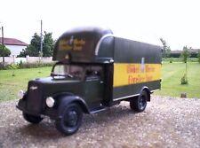n°42 OPEL BLITZ Transport de Meubles CAMIONS D'AUTREFOIS 1/43 Neuf en boite