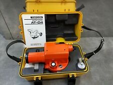Topcon At-D4with case. Comes with Tripod and Rod + Shipping. Excellent Cond