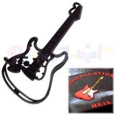 Sugarcraft Patchwork Cutters-Guitarra eléctrica