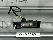 (AS) GENUINE BMW E81 E87 F20 F21 1 SERIES LED NUMBER PLATE LIGHT 7193294