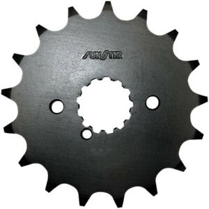 Sunstar - 51116 - Steel Front Sprocket, 16T Yamaha,Kawasaki,Suzuki TX 500,VN 800