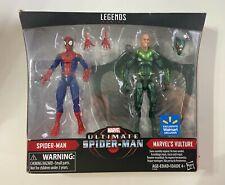 Marvel Legends Ultimate Spider-Man & Vulture Exclusive 2-Pack Action Figures