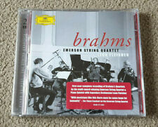 Brahms: String Quartets - Emerson String Quartet (2CD)