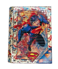 Superman Prime 3D Puzzle 300 pieces 12 in by 18 in  tin box