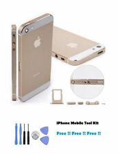 New iPhone 5s GOLD COLOR Replacement Housing Back Cover Case +  FREE TOOL KIT