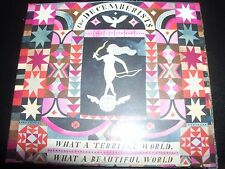 THE DECEMBERISTS What A Terrible World, What A Beautiful World CD - New
