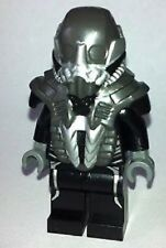 LEGO SUPER HEROES Minifig GENERAL ZOD Armour Cape DC Comics 76002 76003 76009