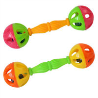 Baby Toys Rattles Bell Shaking Dumbells Early Intelligence Development Toy 0-12M
