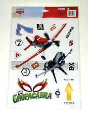 Disney Planes Removable Wall Stickers - Pack of 3 Sheets - by Graham & Brown